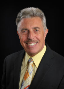 photograph of Irving Kammin, a Texas real estate agent
