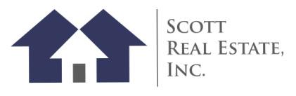 Scott Real Estate, Inc. logo